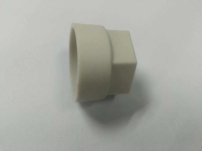 ABS Material Of  M6 Unscrew Part  Made From Unscrew Insert  Injection  Molding