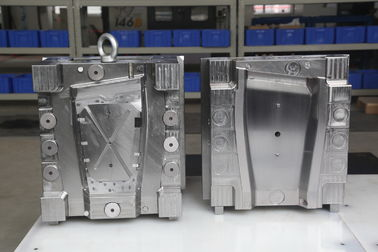 Plastic injection mold making with PPA GF60 plastic injection mould