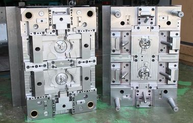 China Plastic injection mold making with PPA GF60 plastic injection mould supplier