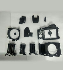 China High precision injection molded  parts/customized, accept MOQ production supplier