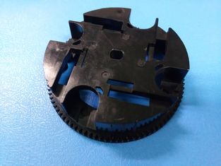 China ABS Material Automotive Injection Mold With Gear Shape Plastic Injection Parts supplier