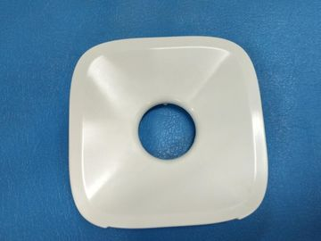 China Solar Diffusuer Injection Mold Parts ABS Material White Color Custom made supplier