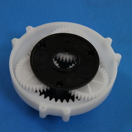 China Custom POM Gear Injection Molded Plastic Nylon Gears Mold , ODM/OEM Molded Plastic Gears supplier