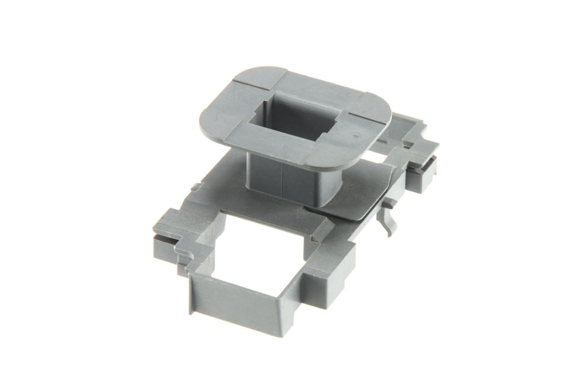 Printer Fax Machine Grey Parts / Forwa Plastic Molded Products