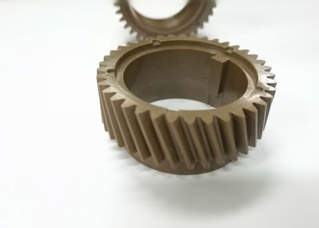 Plastic Mold Injection Gear , Plastic Helical Gear Plastic PPS Plastic Gears