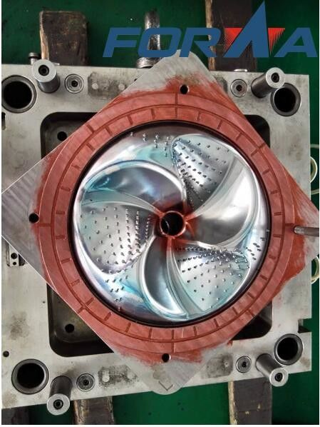 Air Fan Mold Injection Plastic Molding PP Material Contract Manufacturing
