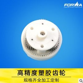 Plastic gears custom made reduction gearbox POM material use for home appliance electronics