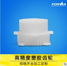 Electronics Plastic Gear Moulding excellent abradability low water absorption