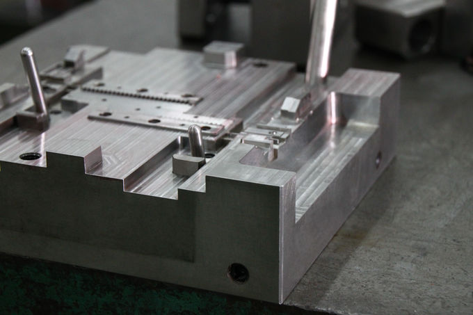 Components Of Plastic Injection Mold Making Interchangeable