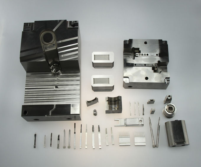Thread Insert Ejector Sleeve Plastic Mold Components Injection