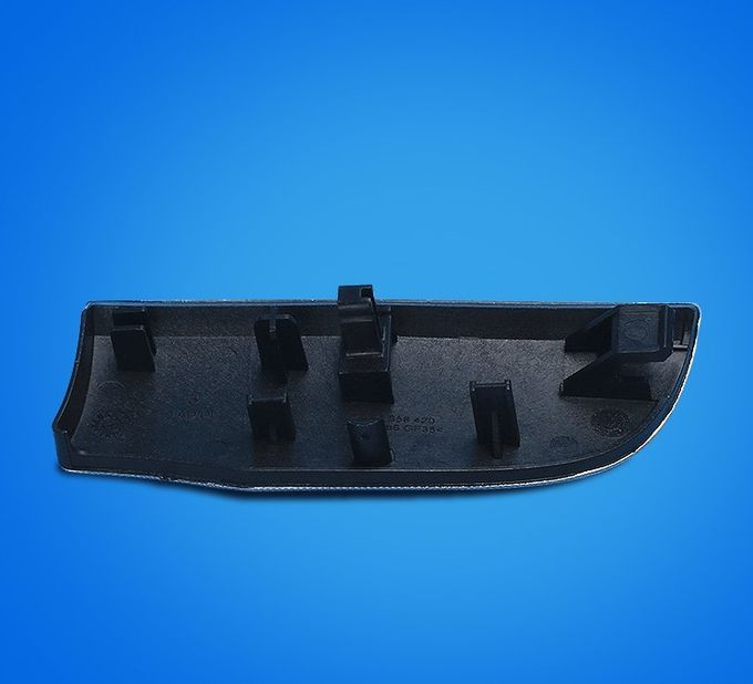 Professional Automotive plastic insert mold parts, aluminum with plastic molding together